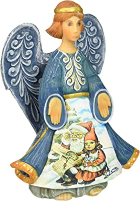 G. Debrekht Christmas Angel