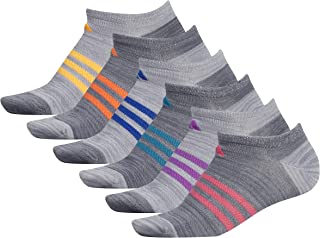 Women's Superlite No Show Socks (6-pair)