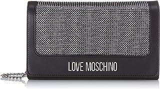 Love Moschino Top-Handle Bag, Nero