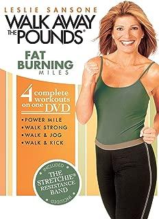 Leslie Sansone: Walk Away the Pounds - Fat Burning Miles