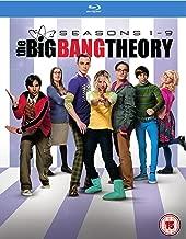 The Big Bang Theory - Season 1-9 Region Free UK