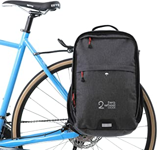 83b2c57a397 Two Wheel Gear - Pannier Backpack Convertible - 2 in 1 Bike Commuting and  Travel Bag