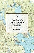 Acadia National Park Signature Notebook