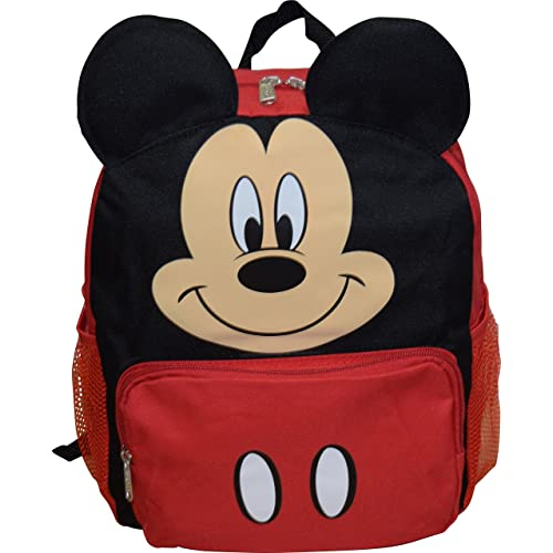 ed1a17dd0e9d Disney Polyester 14 Ltr Purple School Bag: Amazon.com