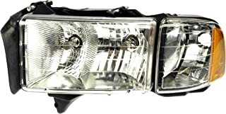 Dorman 1590468 Driver Side Headlight Assembly For Select Dodge Models