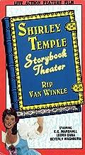 Shirley Temple Storybook Theater - Rip Van Winkle VHS