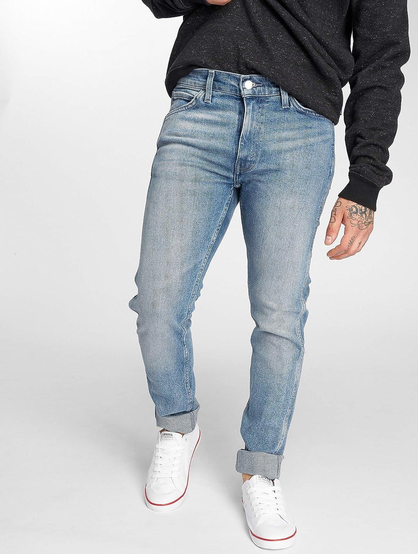 Levi's Homme Ligne 8 Skinny Jeans, Bleu Bleu