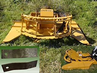 brush hog attachment for skid steer