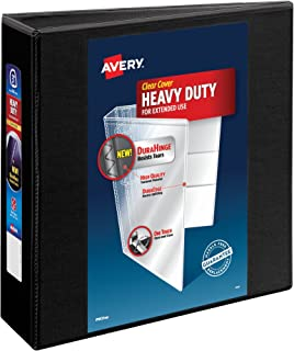 Avery Heavy Duty View 3 Ring Binder, 3