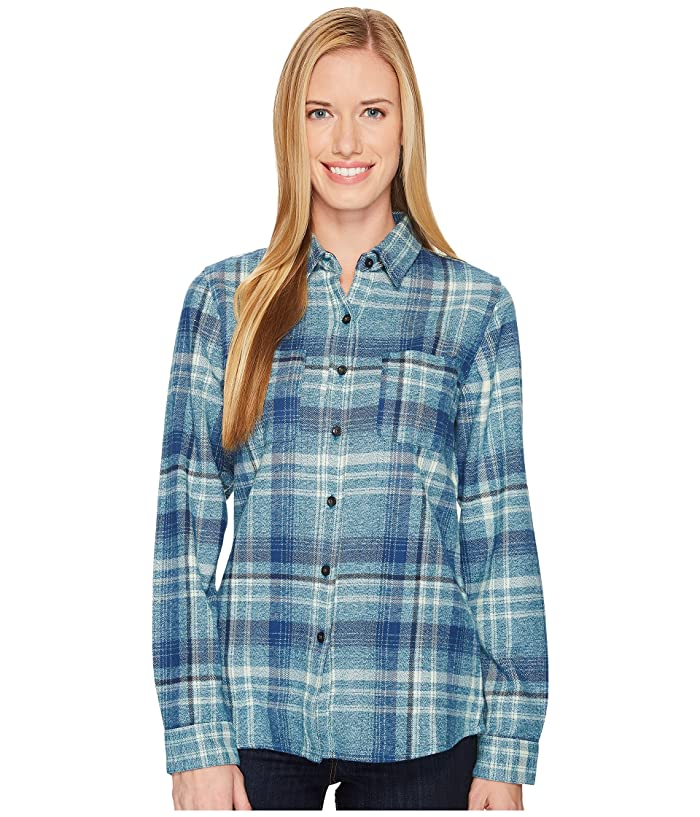 5c3dc5d34 The North Face Long Sleeve Willow Creek Flannel | 6pm