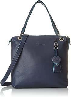 (Blue (Ink Blue)) - Liebeskind Berlin Women's Kalama Marivi Top Handle Handbag