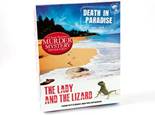 Death In Paradise Murder Mystery Dinner Party Game