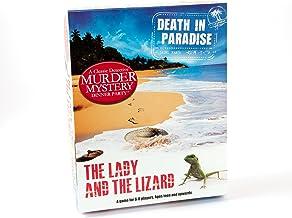 Death In Paradise Murder Mystery Dinner Party Game - Englische Ausgabe