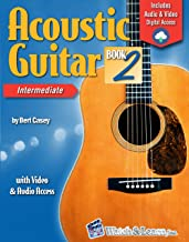 Acoustic Guitar Book 2: with Video & Audio Access