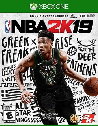 NBA 2K19 - Xbox One - Standard Edition