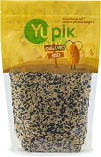Yupik Organic Ancient Black Rice Blend, 2.2 Pound