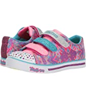 SKECHERS KIDS - Twinkle Toes - Sparkle Glitz 10839L Lights (Little Kid/Big Kid)