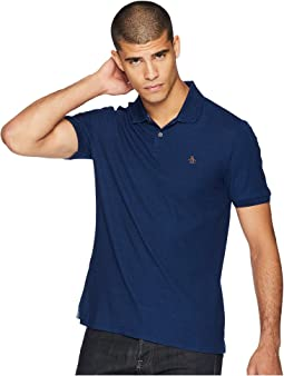 Short Sleeve Daddy-O Polo