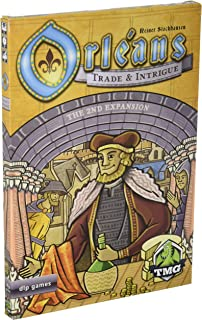 Orleans Trade and Intrigue Tabletop Game