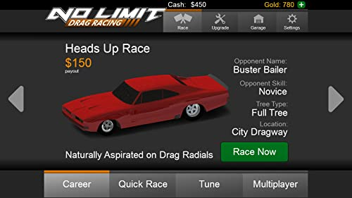 『No Limit Drag Racing』の6枚目の画像