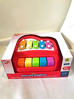 Play Right 2 in 1 Piano & Xylophone Toddler Toy