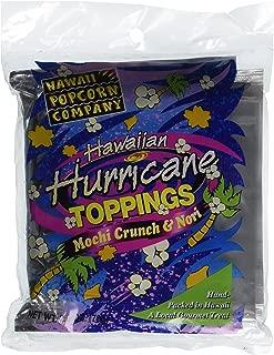 9pk Hawaiian Hurricane Toppings