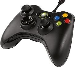 Microsoft Manette filaire Xbox 360 [Ancien Modèle]