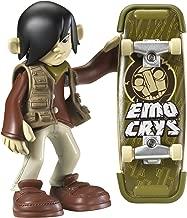 Rob Dyrdek's Wild Grinders Emo Crys Action Skate Set With DVD