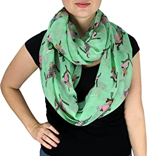 Best mint colored infinity scarf Reviews