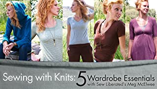 craftsy sewing with knits