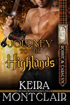 Journey to the Highlands: Robbie and Caralyn (Clan Grant Book 4)