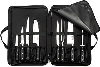 Sabatier Trompette 920902 Origin Trousse 8 couteaux de cuisine