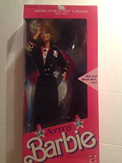 Barbie Limited Edition ARMY American Beauties Fashion Doll (1989 Mattel)