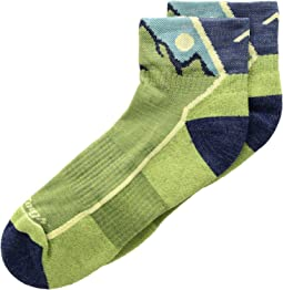 Darn Tough Vermont - Hiker 1/4 Cushion Socks (Toddler/Little Kid/Big Kid)