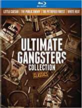 Ultimate Gangsters Collection: Classics (Little Caesar / The Public Enemy / The Petrified Forest / White Heat)