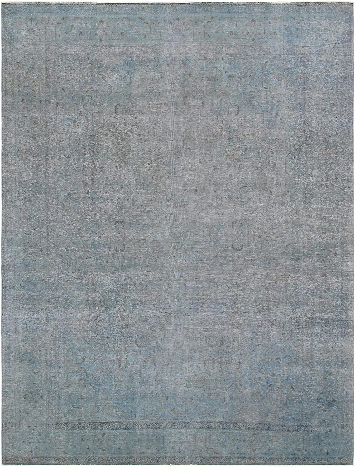 Pasargad Carpets Vintage Overdyes Wool Lamb's Hand-Knotted Max 62% Max 71% OFF OFF Area