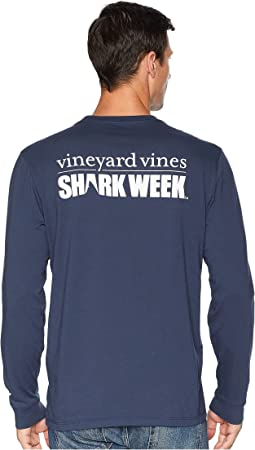 Shark Week Logo Pocket T-Shirt