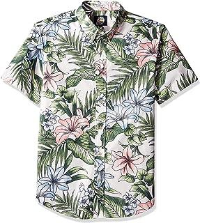 Men's Tailored Fit Hawaiian Shirt