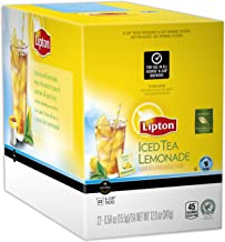 Lipton K-Cups, Iced Tea Lemonade, 22 ct