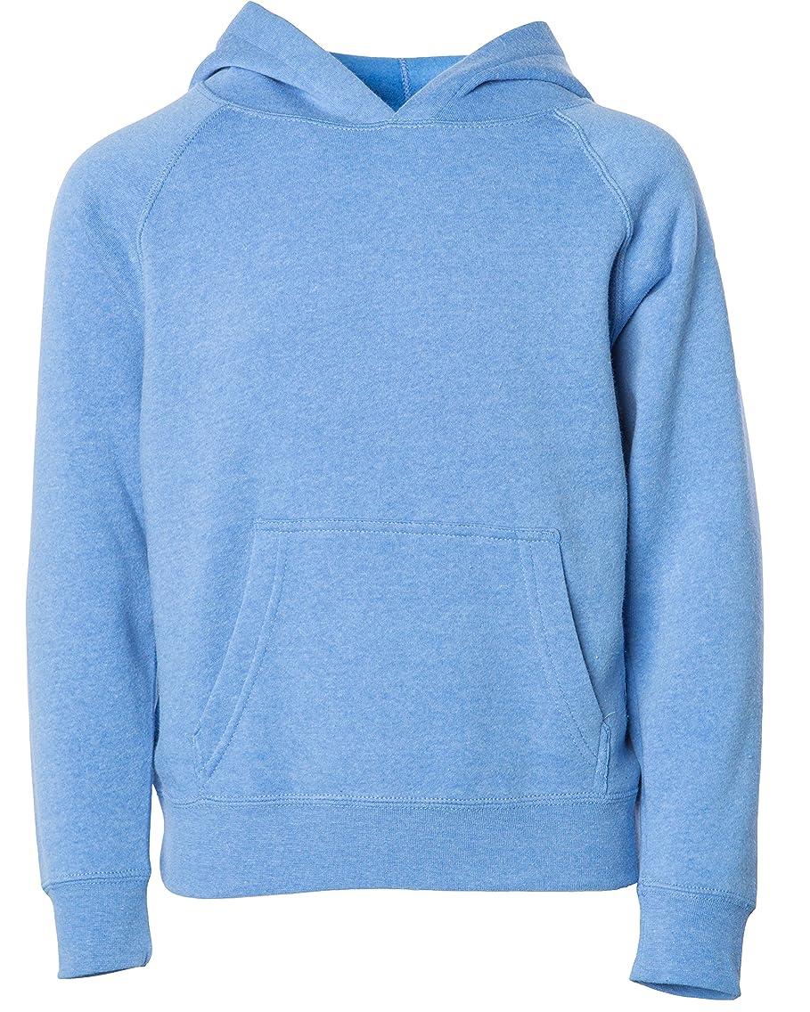Global Blank Kids Pullover Hoodie Fleece Jacket for Boys and Girls Sweatshirt