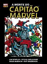 A Morte do Capitão Marvel (Portuguese Edition)