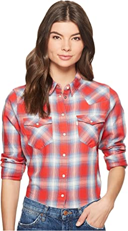 Levi's® Womens Tailored Classic Western Shirt