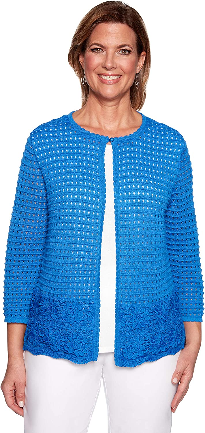 Alfred Dunner Pullover Sweater 2 for 1