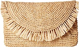 Sunshine Clutch w/ Crossbody Strap