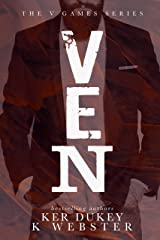 VEN (The V Games Book 2) Kindle Edition