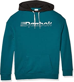 Reebok Meet You There Over The Head Hoodie