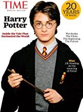 harry potter special edition magazine