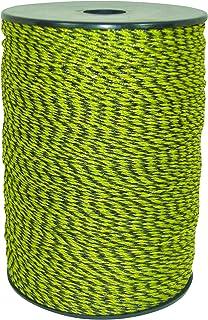 Field Guardian Polywire, 1312-Feet, Green/Black