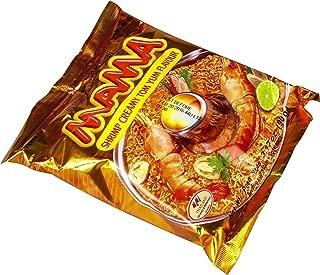 Mama Oriental Instant Style Noodles Creamy Shrimp Tom Yum Flavor - 3.17 ounce x 20 packs