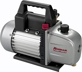 Robinair (15310) VacuMaster Single Stage Vacuum Pump – Single-Stage, 3 CFM